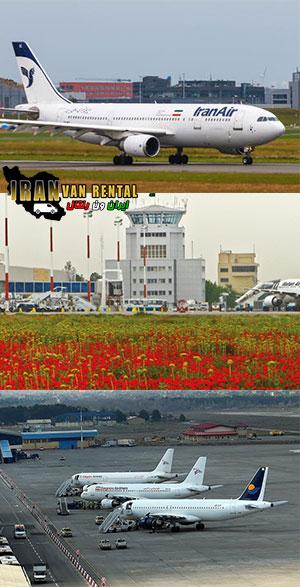 فرودگاه هاشمی نژاد مشهد
