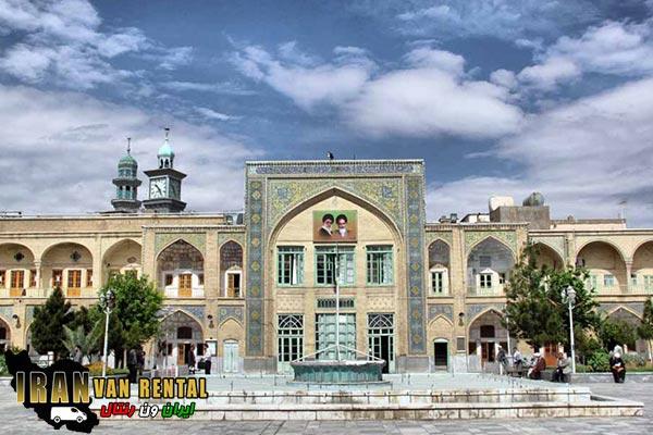 مسجد فیضیه قم