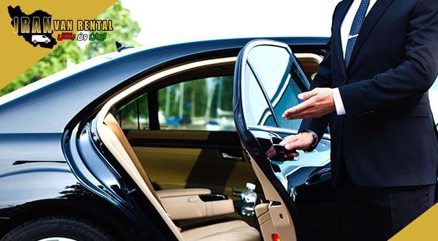 مهارت های ویژه راننده تشریفات