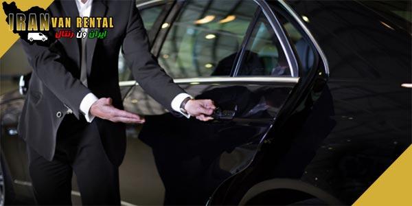 ویژگی های رفتاری راننده تشریفات