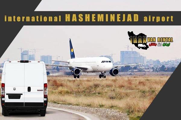 international hasheminejad airport