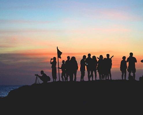مزایای سفر گروهی